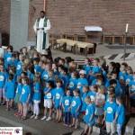 Sandhäuser St. Elisabeth Kindergarten und Gemeinde feierten 40-jähriges Jubiläum