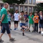Sommer, Sonne, Spiel und Spaß  beim Schulfest der Turmschule Leimen