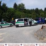 Zoll-Baustellen-Razzia beim Landgut Lingental – Keine Beanstandungen!