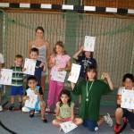 Handball-AG der Turmschule