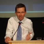 AfD: Prof. Bernd Lucke mobilisierte die Massen für neue Partei in Weinheim