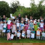 Ferienprogramm der Stadt Leimen zu Gast bei DLRG und DRK