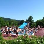 Tolles Sommerwetter bringt Besucherrekord im Bäderpark: 27.525 Besucher im Juni