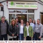 """Im Herzen Nußlochs: """"Markthaus"""" – der ungewöhnlichste normale Supermarkt"""