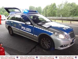 Polizeiwagen 1200