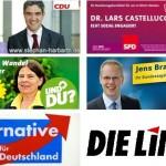 Heute zur Bundestagswahl Podiumsdiskussion in Nußloch oder Peer Steinbrück