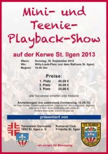 873 - Diljemer Kerwe - TVG Frösche