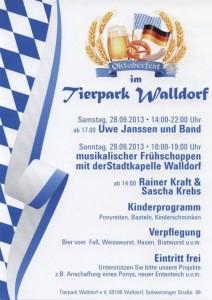 894 - Oktoberfest Tierpark Walldorf