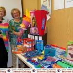 Lions Club unterstützt Leimener Tafel mit Schulsachen