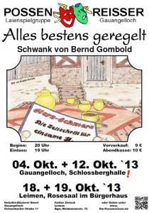 918 - Possenreisser - Alles bestens geregelt - 2013