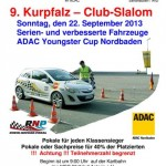 22. September – 9. Kurpfalz Club-Slalom