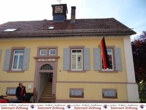 Hier lehrte Philipp Erhard Stay: Das ehemalige Maisbacher Schulhaus