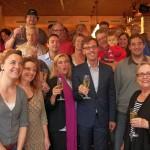 Lars Castellucci über Liste in den Bundestag gewählt
