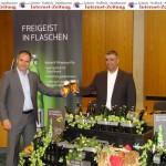 Rechtzeitig zur Kerwe: 15.000 Kisten Sandhäuser-Hopfen-Bier erhältlich!