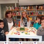 Spar- und Spaßfaktor: Spiel-Nachmittag und Weihnachtsaktion in der Stadtbücherei Leimen