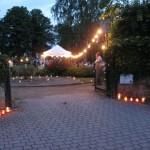 Stimmungsvolles Menzerpark-Lichterfest der Liedertafel mit über 2.000 Kerzen
