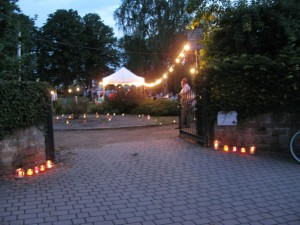 973 - Menzerpark Liedertafel Lichterfest 1