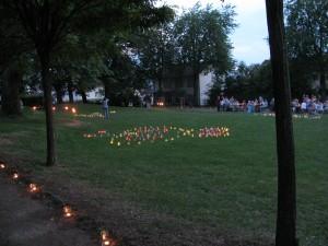 973 - Menzerpark Liedertafel Lichterfest 2