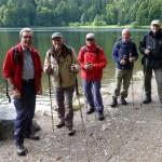 TSV-Gauangelloch wanderte im Südschwarzwald