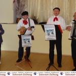 Ilse Schneider zum 75. Geburtstag – Feier mit den Troubadouren