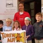 """Leimener Buchbinder öffnete der Maus die Türen – Werkstatt in """"Eppele"""""""