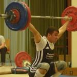 Ingolf Keba und Josef Hesse vom AC Germania St. Ilgen Deutsche Meister 2013 im Gewichtheben