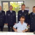 """Autobahnpolizei optimiert: Walldorf wird vom """"Revier"""" zum """"Kommissariat"""""""