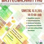 16. November – Bastelnachmittag für Kinder in Leimen