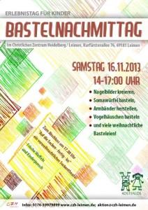 1150 - Bastelnachmittag CZH