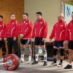 Gewichtheben: Germanen in Speyer ohne Chance