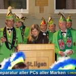 Diljemer Rathaus (mal wieder) von Fröschen gestürmt – einige Leichtverletzte