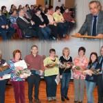 Nussloch: Ehrung verdienter Blutspender durch Bürgermeister Rühl