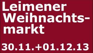 1181 - Xmas Leimen 300