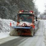 Straßenmeistereien in Kreis und Stadt sind auf den Winter gut vorbereitet