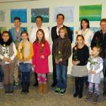 """""""Wasserwelten"""" – Ausstellung der Otto-Graf Realschule im Bäderpark"""