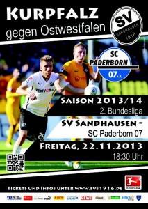 1215 - Paderborn-Heimspiel