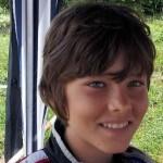Maximilian Kern Deutscher Meister im Jugend-Kart-Slalom