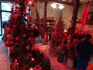 1935 - Landgut Lingental Adventsausstellung Blumenwerkstatt 3