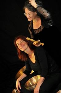 Hand in Hand zu neuen musikalischen Ufern: Martina Pracht & Ute Schleicher