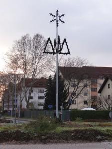 1951 - Weihnachtsbaum Leimen 3