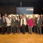 40 Jahre CDU Rhein-Neckar  – Feierstunde mit Ehrungen in St. Leon-Rot