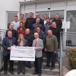 BAUFINANZ Leimen unterstützt städtische Einrichtungen mit Spende über 22.000 €