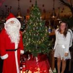 Alle Kinder aufgepasst: Der Nikolaus kommt ins Fody's Restaurant - Schuh abgeben!