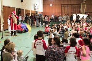 2001 - Kinder-Weihnachtsfeier TV Germania - 19