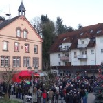 "Leimens ""Bergdorf"" feierte den 3. Advent mit dem Gauangellocher Adventssingen"