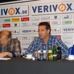 Video: SVS-Trainer Alois Schwartz zum Spiel gegen Erzgebirge Aue