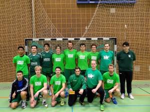2018 - Handball Kreispokel Finale - KuSG