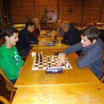 Schachclub Leimen: Farmani gewinnt Weihnachts-Blitzschach-Turnier
