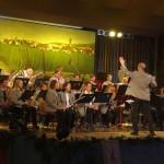 Musikverein Sandhausen: Gelungenes Neujahrskonzert in ausverkaufter Festhalle!