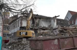 2047 - Abriss Rathausstrasse 6